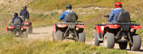 Let's Go on an ATV Tour!